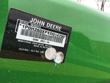 2016 John Deere 5075M