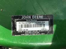 Used 2016 John Deere