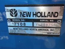 1997 New Holland 1720