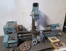 Emco Maximat V10-P Lathe Mill V