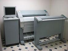 OCE TDS 400 Wide Format Printer