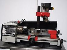 Emco Compact 5 Lathe Mill Watch