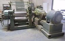 Farrel Two Roll Rubber Mill 16""