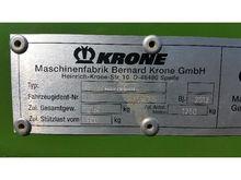 2012 Krone SWADRO 810