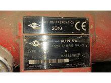 Used 2010 Kuhn FC 31