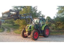 2007 Claas ARES 547