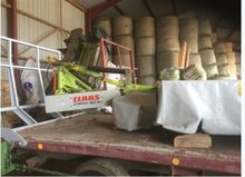 Used 2011 Claas CORT