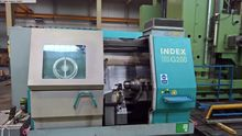 2002 INDEX G 200 CNC Lathe