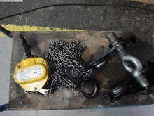 2008 YALE VS Plus Chain Hoist -