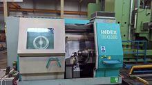 2002 INDEX G 200 CNC Lathe