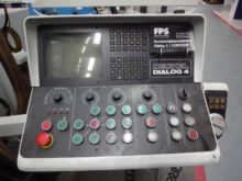 1982 DECKEL FP 3 NC Tool Room M