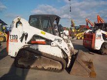 2007 Bobcat T190HFJ Skid Steer