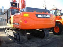 2011 Doosan DX340LC Track excav