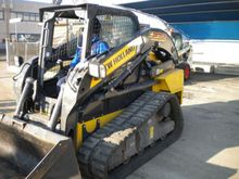 2011 New Holland C232 Skid Stee