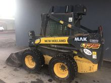 2011 New Holland L175 Skid Stee