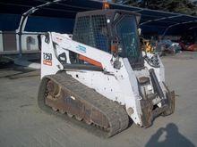 2007 Bobcat T250 Skid Steer Loa