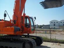 2008 Doosan DX340LC Track excav