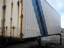 2004 växelflak container