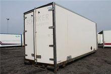 2003 Växelflak Container
