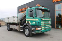 1998 Scania P94GB4X2NZ260 tipp