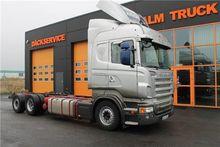 2008 Scania R420 LB6X2  4MLB EU