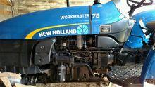 NEW HOLLAND WORKMASTER 75