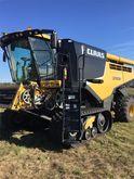 2015 CLAAS LEXION 760TT