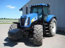 Used Holland T 8040