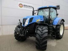 Used Holland T 7050