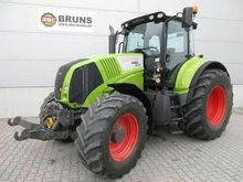 Used 2007 Claas AXIO