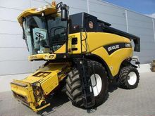 Used 2002 Holland CX