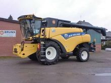 2015 New Holland CR8.80 TIER-4A