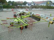 2007 Claas LINER 1550 TWIN PROF