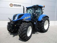 Used Holland T7.230