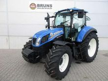 New Holland T5.115 ELECTRO COMM