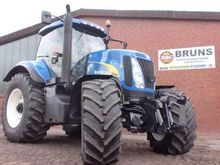 Used Holland T 8040