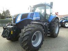 Used Holland T8.390