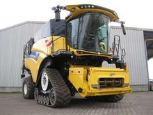 2015 New Holland CR9.90 RAUPE