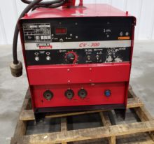 Used Lincoln Idealarc 300 300 for sale  Lincoln Electric equipment