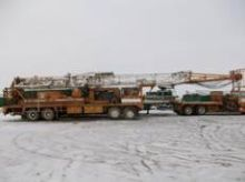 Used Well Service Workover Rigs for sale  Cardwell equipment