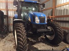 2010 NEW HOLLAND T6030 PLUS