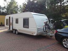 Used Caravan Tabbert