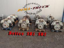 Compressor exhaust betico SB1 -