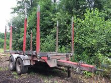 Used Trailer Kłonico