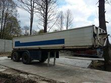 Used Semitrailer Lan