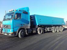Truck-trailer Schmitz-gotha s