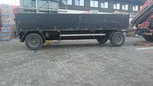 Flatbed trailer construction Ag