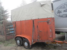 Used Horse trailer.
