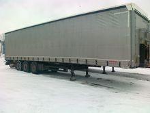 Used Semitrailer Kog