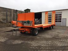 Used Trailer low loa